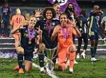 VfL Wolfsburg 1-3 Olympique Lyonnais Uefa Women s Champions League 2019 2020 Final