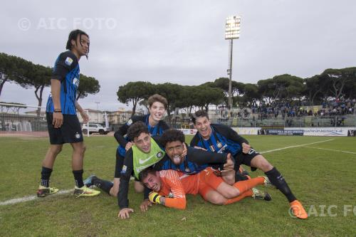 Inter Marco Pissardo Inter Felice D Amico Inter 2018 Viareggio Tournament 2018 Final