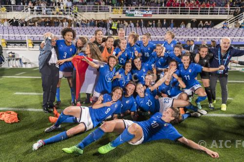Italy 2018 Fifa Women s World Cup France 2019 Qualifying Round
