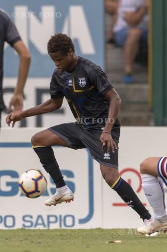 Parma 2018 italian championship 2018  2019 Friendly Match