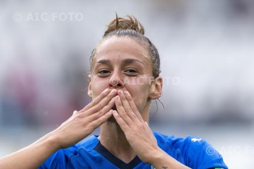 Italy 2019 Fifa Women s World Cup 2019 Friendly Match