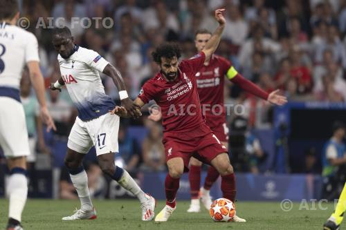 Tottenham Hotspur F.C. Mohamed Salah Ghaly Liverpool FC 2019