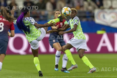 Nigeria 2019 Fifa Women s World Cup France 2019 Group A, Match 04