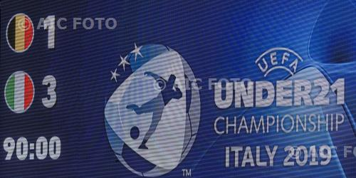 2016 Uefa Euro Under 21  Italy 2019 Group Stage , Group A Citta del Tricolore