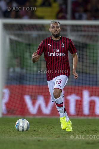 Milan 2019 Italian championship 2019 2020 Friendly Match