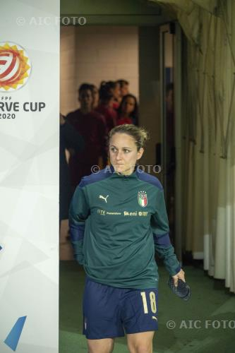 Italy 2020 Algarve Cup 2020 Round of 16, 4°Match