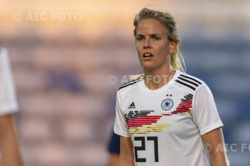 Germany 2020 Algarve Cup 2020 Round of 16, 4°Match