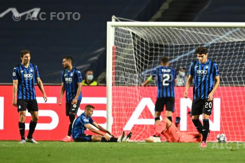Atalanta 2020 Uefa Champions League 2019  2020 Quarterfinals