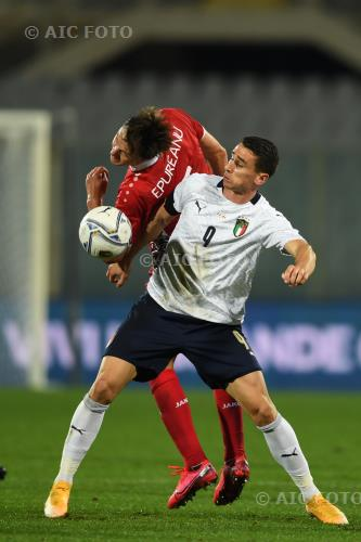 Italy 2020 UEFA Nations League 2020-2021 Friendly Match